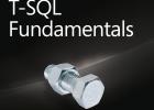 Microsoft® SQL Server ® 2012 T-SQL Fundamentals